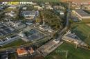 Epernon sites industriels vue du ciel