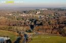 Rochefort-en-Yvelines vue du ciel