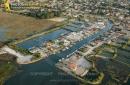 Port de Meyran Gujan-Mestras vue du ciel
