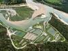 Photo aérienne Marais Ostréicole Talmont-Saint-Hilaire