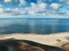 Anse de la Palmyre vue du ciel