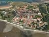 île d'Aix, charente-Maritime vue du ciel