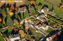 Saint-Cyr-Sous-Dourdan vue du ciel en Automne