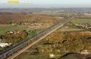 Autoroute A10 Forges-les-Bains vue du ciel