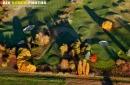 Courson-Monteloup golf  vue du ciel