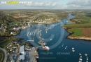 Lanildut, Finistère vue du ciel