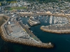 Port de la Turballe vue du ciel 44
