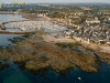 Port de Piriac-sur-Mer vue du ciel 44