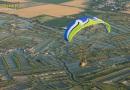 Vue aérienne paramoteur Marennes - La Tremblade (17)