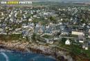 Porspoder, Bretagne vue du ciel