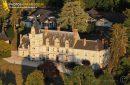 Rilly-sur-Loire , France - 26 Juin 2011 :plan rapproché du  Château de Rilly-sur-Loire