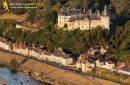 Chaumont, France - 26 Juin 2011: Château de Chaumont sur Loire, Val de Loire