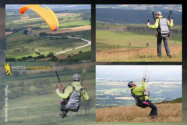 Parapente Mnez-Hom