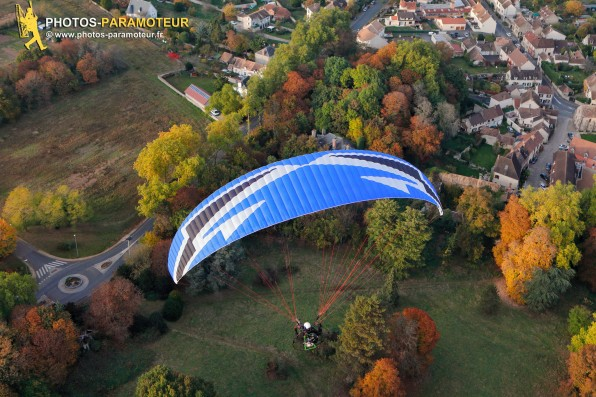 Vol paramoteur du 2-11-2016 avec olivier et Jean-marc