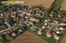 Roinville vue du ciel Hameau de Marchais