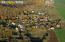 Roinville Sermaise la Bruyère vue du ciel