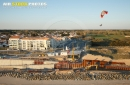 Paramoteur Saint-Hilaire-de-Riez vue du ciel