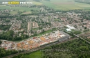 Le Perray-en-Yvelines vue du ciel