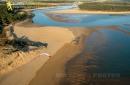 Vol paramoteur en Vendée