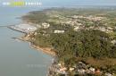 Port Bourgenay, Talmont-Saint-Hilaire vue du ciel