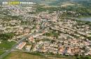 Talmont-Saint-Hilaire vue du ciel