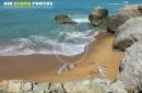Crique et plage de rêve , corniche de Saint-hilaire-de-Riez de Riez