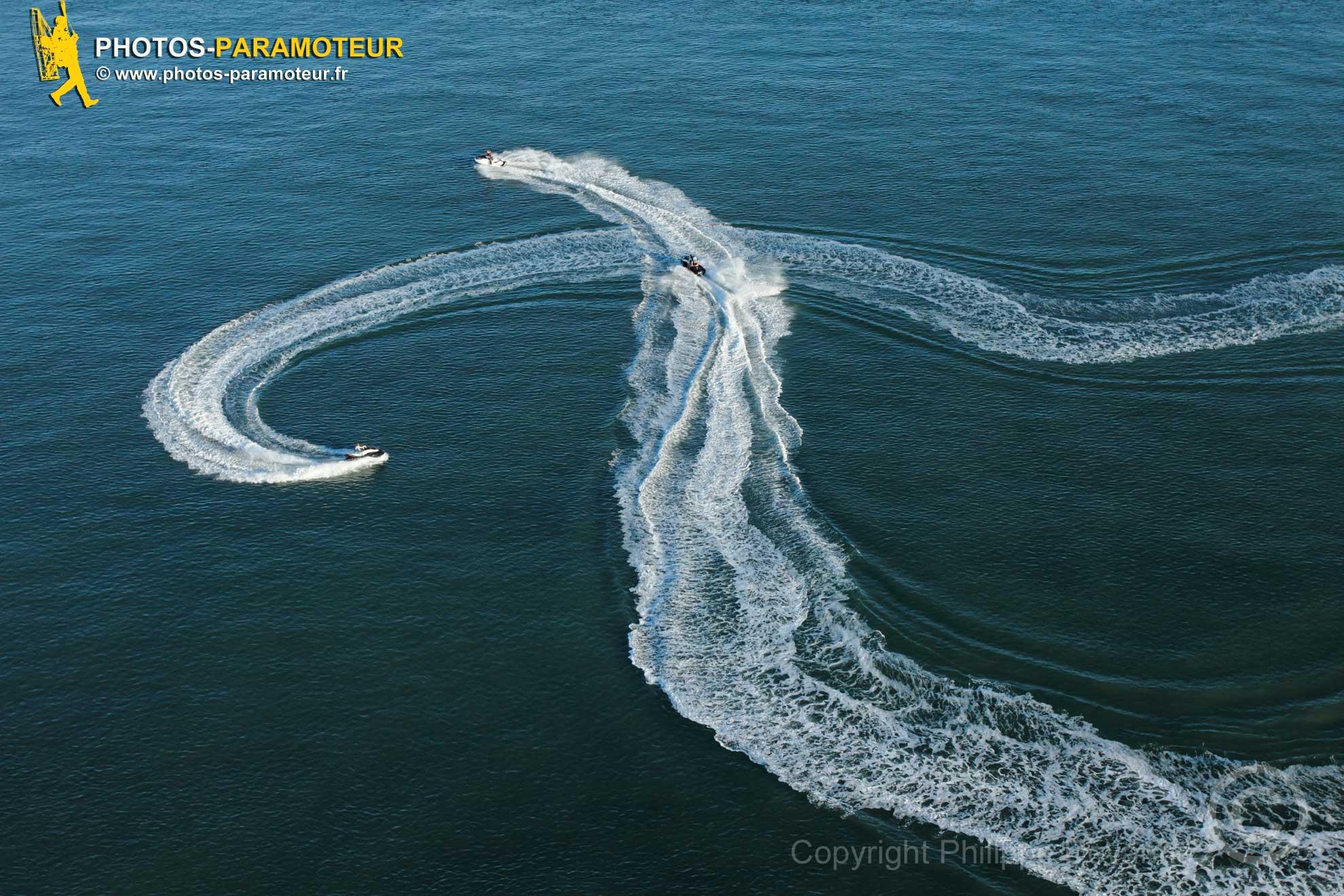 Photo aérienne Jet Ski