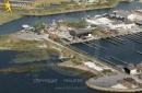 Port de la Barbotière Gujan-Mestras vue du ciel