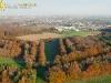 Vol d'automne Breuillet 91 vue du ciel