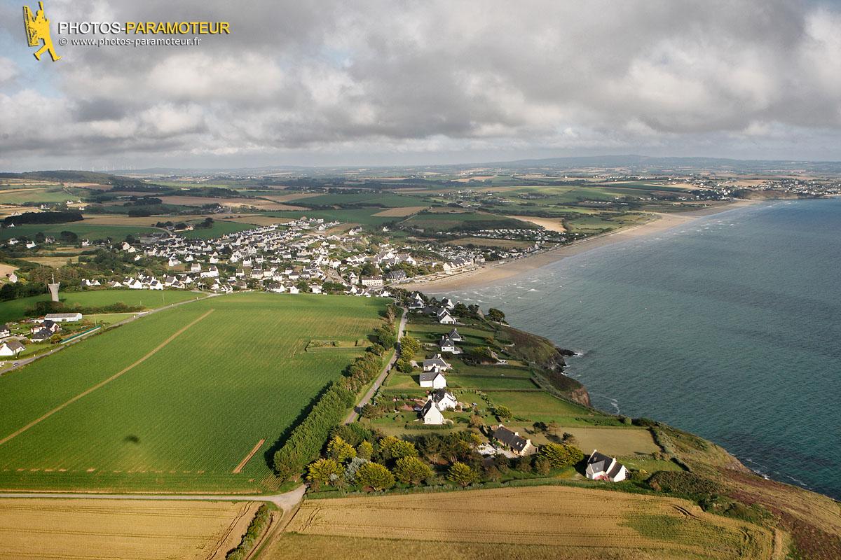 Route des falaies, Pentrez, Finistère
