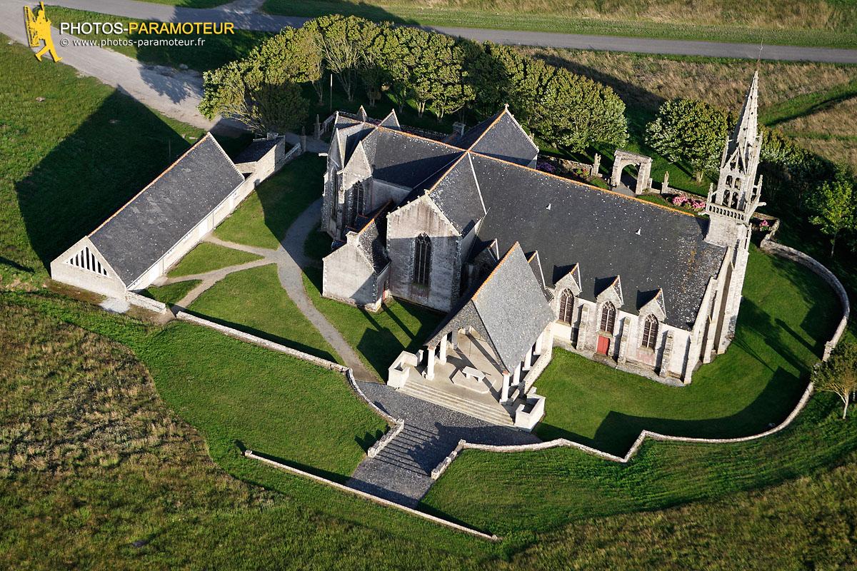 Chapelle Sainte-Anne-la-Palud, Finistère