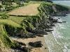 Falaise de Lanévry, Kerlaz, Finistère