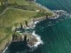 Photo aérienne de la Pointe de Trefeuntec, Finistère