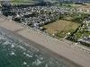 Plage de Pentrez vue du ciel , Finistère