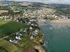 Falaises de Pentrez vue du ciel , Finistère