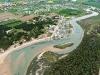 Parc a Huitres Port de Talmont-Saint-Hilaire