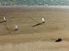 Char a voile plage d\'Arçais La faute-sur-Mer