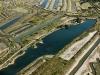 photo aérienne parcs à huitres Boyardville
