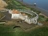 Fort Lupin vue du ciel