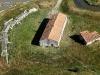 Photographie aérienne de Fort Vasoux
