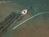 Vue aérienne du Fort Louvois