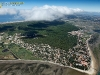 vue aérienne de l'île d'Oléron