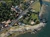 Vue aérienne de Saint-Palais-sur-Mer