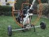construction chariot paramoteur