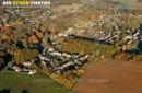 Le Val-Saint-Germain village vue du ciel