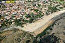 Photo aérienne de La brée-les-Bains , île d'Oléron