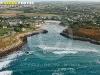 Landunvez, Bretagne Finistère vue du ciel