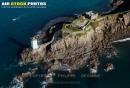 Le conquet vue du ciel, Phare de Kermorvan, Finistère