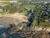 Locmaria-Plouzané, Bretagne vue du ciel