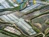 Photo aérienne des Marais Salants de Guérande